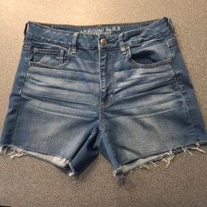 American Eagle Outfitters Denim Shorts Size 12